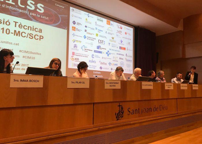Mesa de la Sessió CIM10
